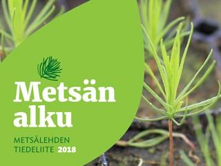 Metsälehden tiedeliite 2018